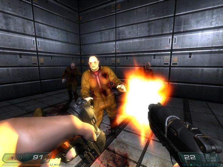 Pistolas Doom ahora