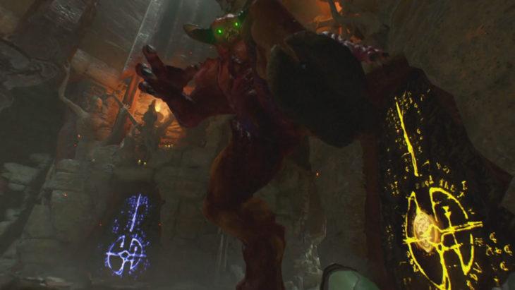 Doom Barons of Hell ahora