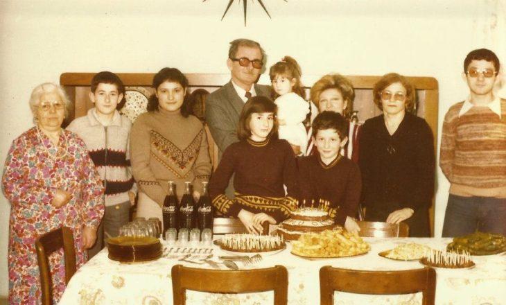 cumpleaños familia