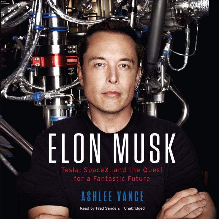 libro Elon Musk