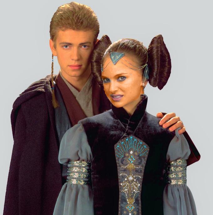 Natalie Portman Star Wars