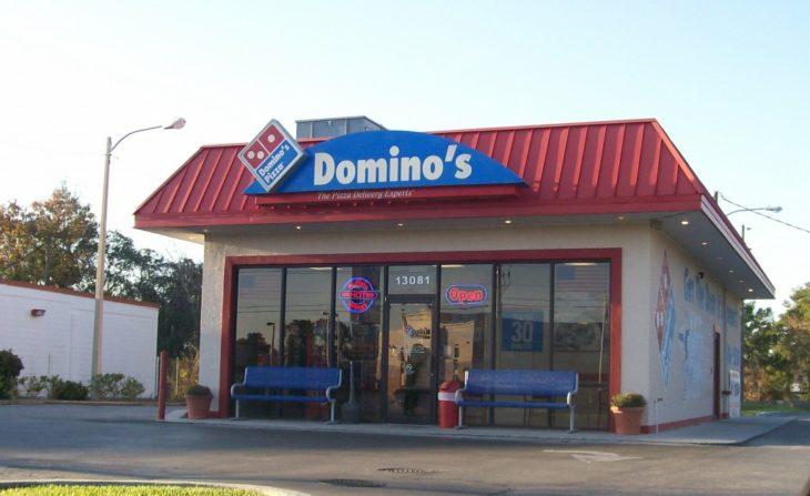 Local de oregon Domino's