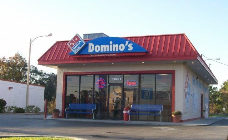 Local de oregon Domino's