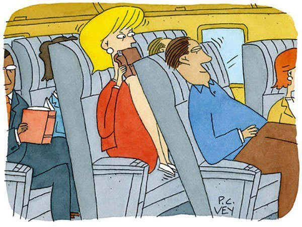 avion reclinar