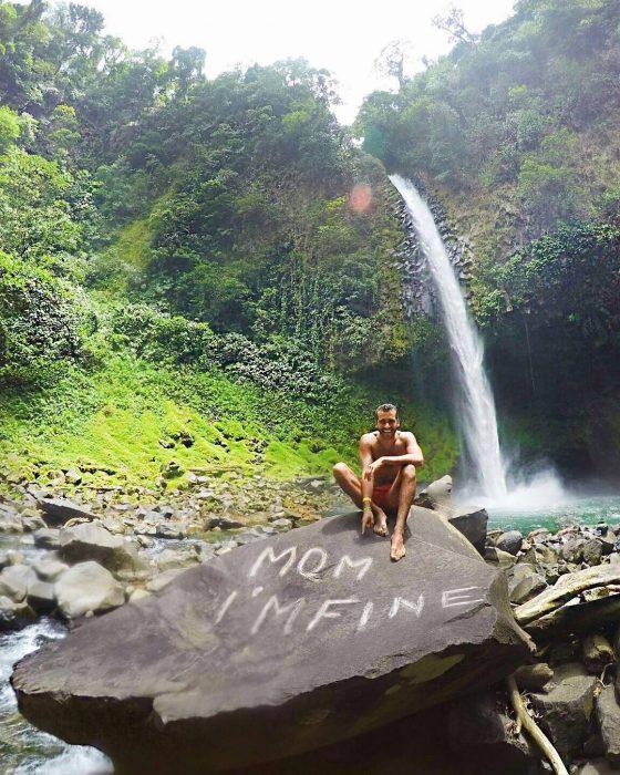 mom im fine en cascada