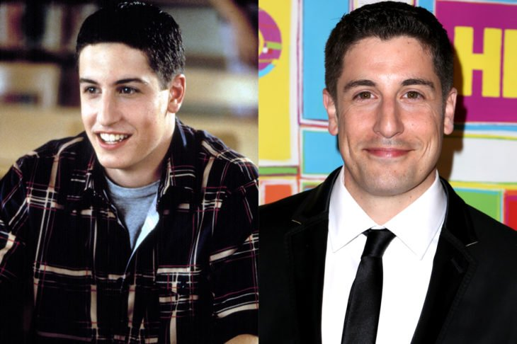 jason biggs antes y despues
