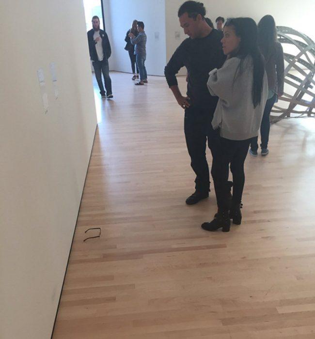 lentes arte moderno