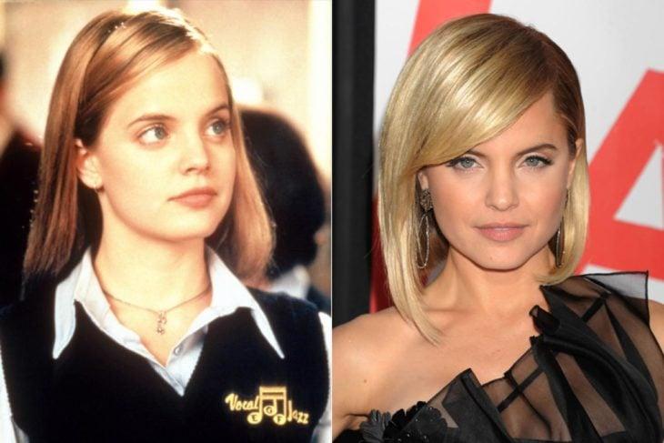 Mena Suvari antes y después