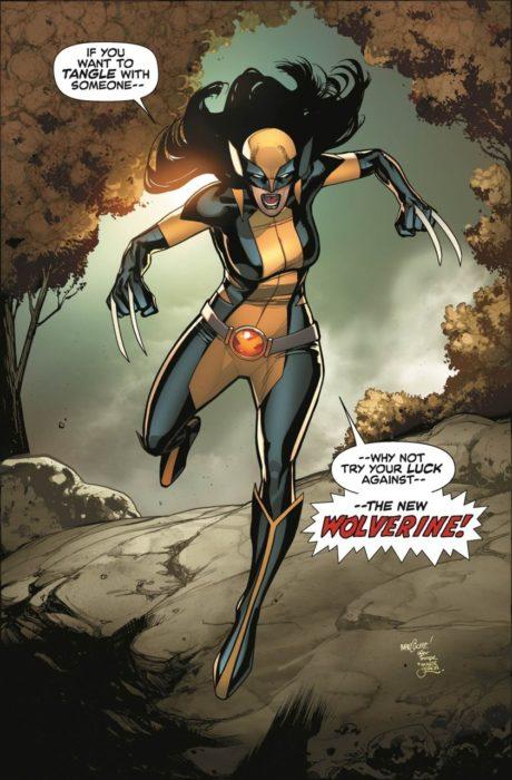 La nueva Wolverine