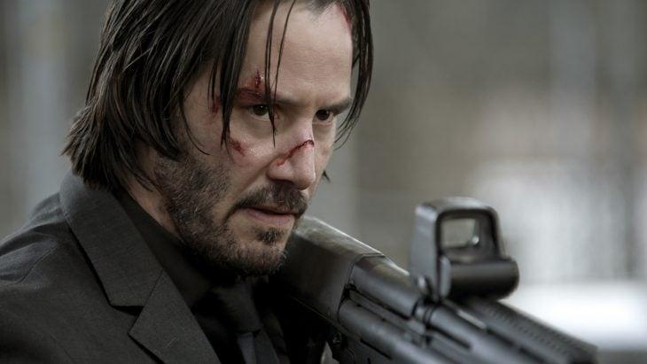 Keanu Reeves joh walwick