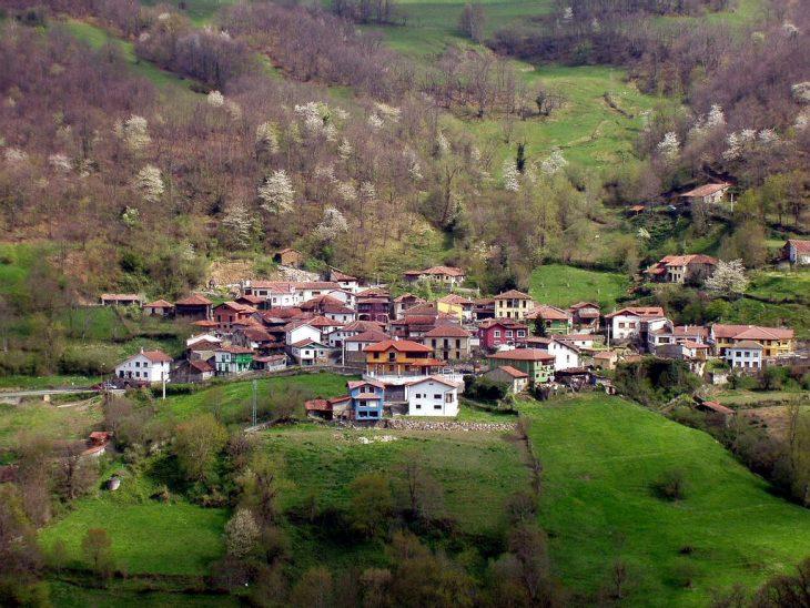 Ponga, ciudad en Asturias