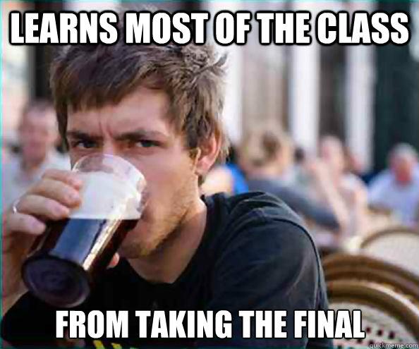 mal estudiante