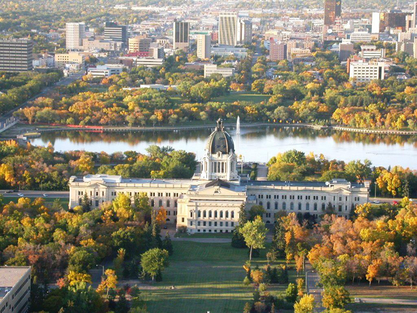 Saskatchewan, Canadá te paga por vivir ahí