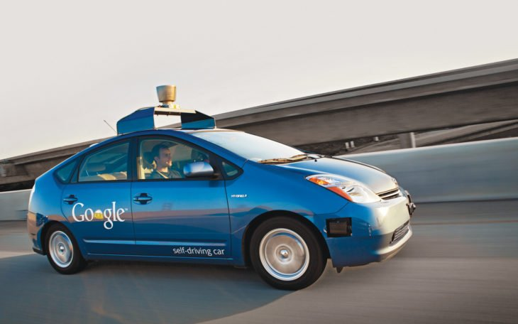 Vehículo de auto-conducción de Google