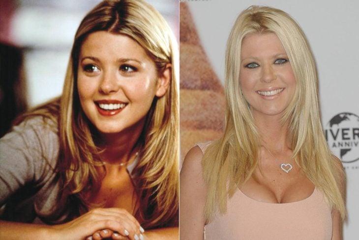 Tara Reid antes y después