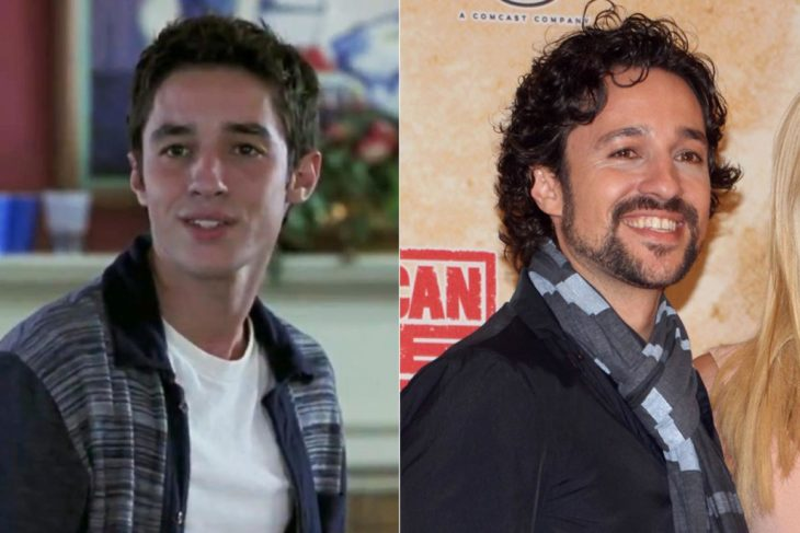 Thomas Ian Nicholas antes y despues