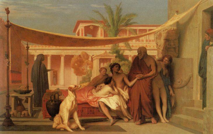 Pintura de Atenas