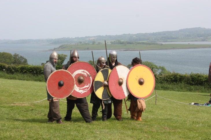 soldados rusos medievales