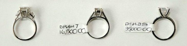 anillos con precio