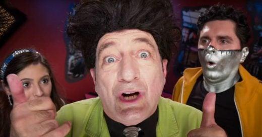 ¡Beakman está de regreso! ¡Aparece tras 19 años con un nuevo video en Youtube!