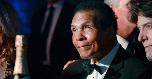 Esto fue lo qué ocurrió cuando 3 modelos invitaron a Muhammad Ali a un hotel