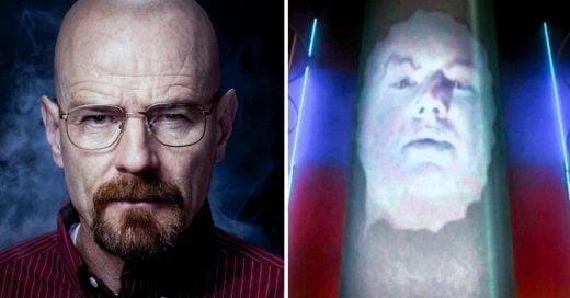 ¡Es oficial!: Bryan Cranston será Zordon en la nueva película de los 'Power Rangers'