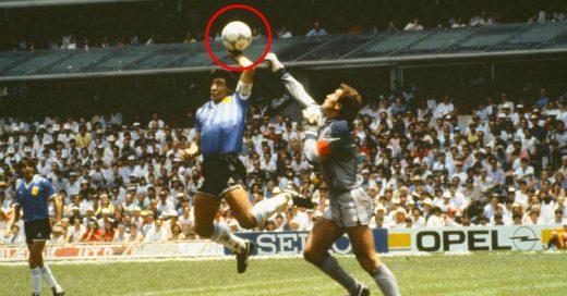 El día que Maradona hizo historia: ¡'el Gol del Siglo' y 'la Mano de Dios' cumplen hoy 30 años!
