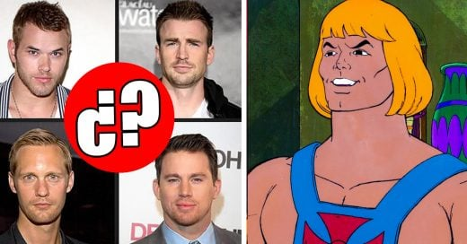¡La nueva Película de 'He-Man' podría ser realidad!; y estos son los 6 actores que lo personificarían