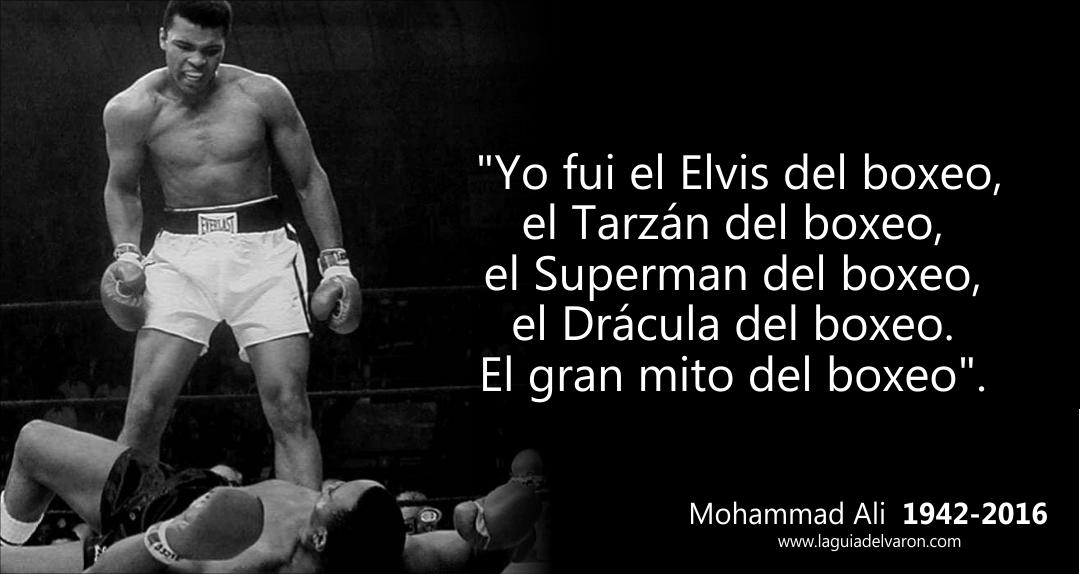 Listado De 10 De Las Mejores Peleas De Muhammad Ali Y Frases