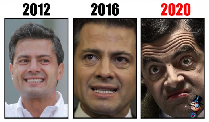 Memes de Peña Nieto