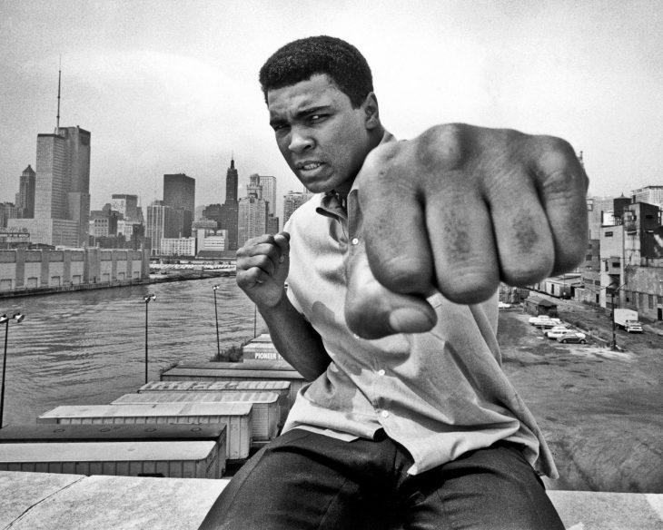 Muere Muhammad Ali a los 74 años