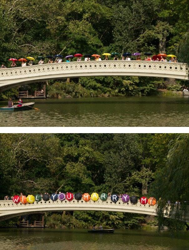 puente paraguas