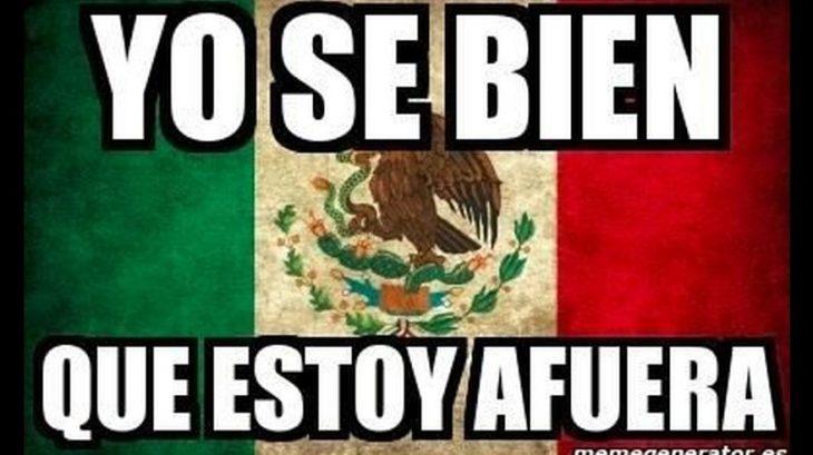 meme mexico fuera