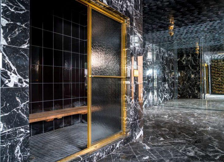 baño mansion tyson
