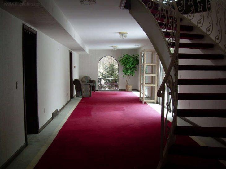 pasillo tyson mansion