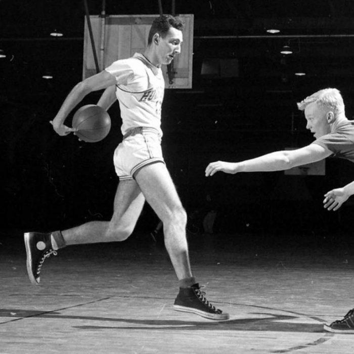 Los inicios del basquetbol