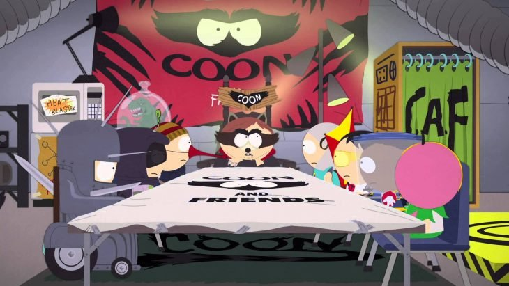 The Coon y amigos en South Park