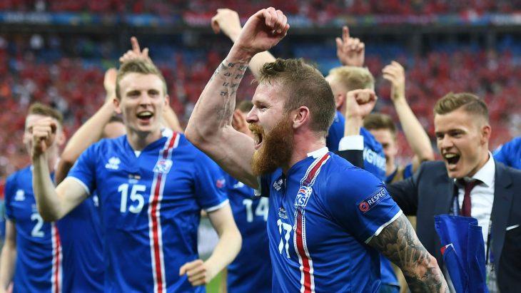 Islandia eurocopa 2016