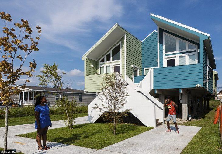 casas nueva orleans