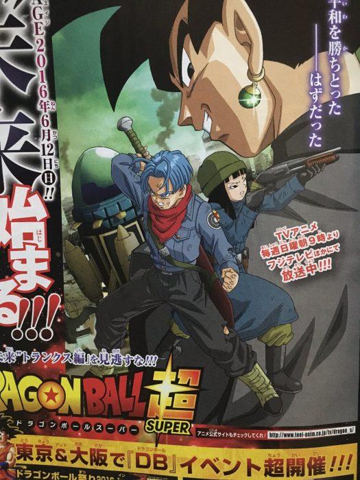 Black Goku nuevo villano