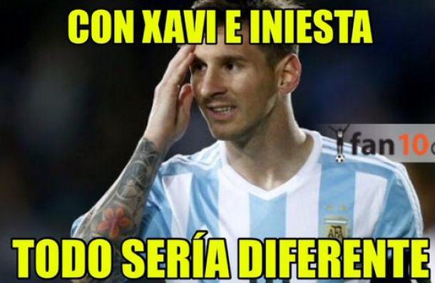 Meme Messi