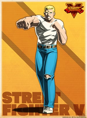 Scott Street Fighter II