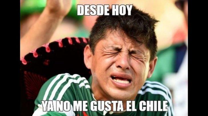 meme no me gusta el chile