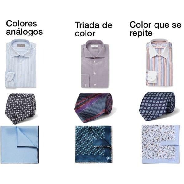 Combinación de patrones de estampado