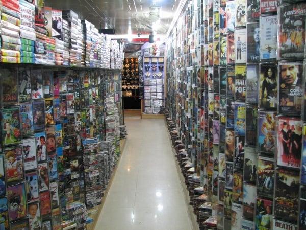 tienda renta de cds