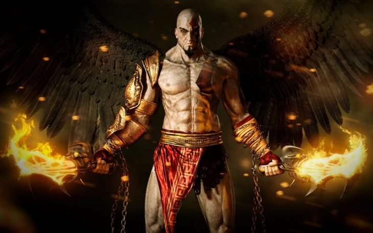 Personaje de God of War