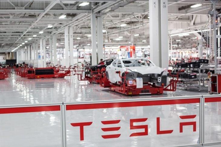 Fábrica Tesla Motors