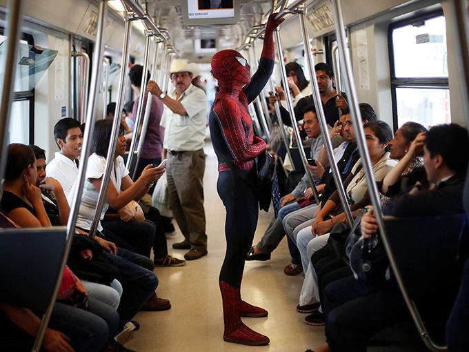 Maestro spider man