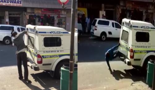 escapan criminales sudáfrica