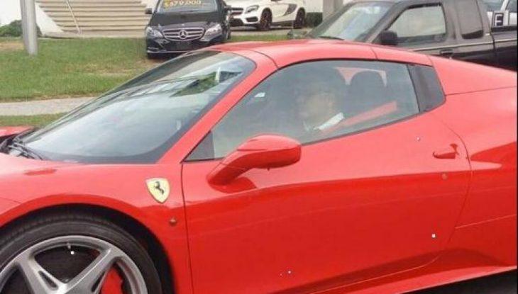 Ferrari Tuca Ferreti